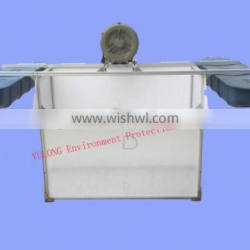 2015 new proved electrical motor mobile water surface floating aerator for aquaculture