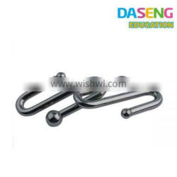 2015 hot metal puzzle with rings solution,interlocking ring metal puzzle,metal wire puzzle