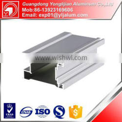 New design aluminum window hollow section