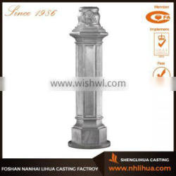 A052 Outdoor Garden Lighting Pole Street Light Lampholder
