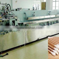 Wood Cotton Bud making machine