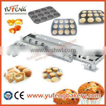 Industrial manufacturing machine cake machine cake production line for sale