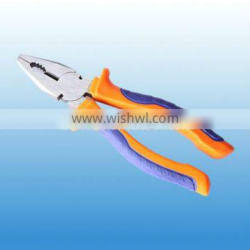 combinatioon pliers with TPR handle PSC049