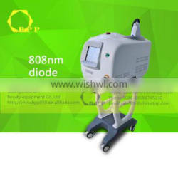 Professional mini laser skin whitening machine beauty equipment with 808nm diode laser