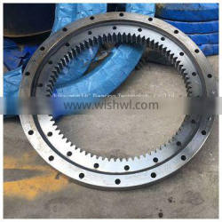 Cross roller bearing china factory supply XI 342540N with inner gear teeth 2286*2700*118mm