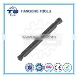 TG hss roll forged M2 black oxide double end drill bit