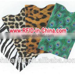 RFID Blocking Sleeve RFID Cards Case with Factory Price