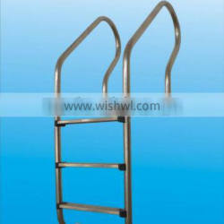 Best quality stainless steel safety swimming pool 3 steps ladder for sale
