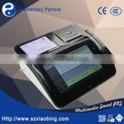 Low price Tablet 3G POS Terminal with Barcode RFID/ NFC Android 4.0 MSR ICCR M680