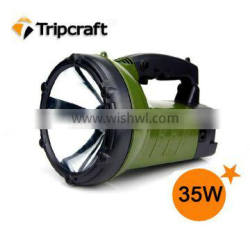 Portable hid searchlight 35W HID HUNTING SEARCH LIGHTS,high lumen searchlight
