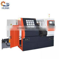 CNC Lathe Machine With Automatic Centralized Lubrication System