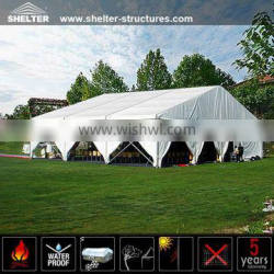 20x20 Luxury PVC Tents for Wedding and Party from SHELTER Tent Manufacturer China