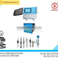 ISO approved LCD display online conductivity meter