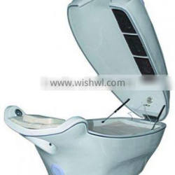 Real factory hot used water massage LED Music steam bath capsule beauty equipment