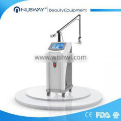 Professional 40W High Effective Acne and Scar Removal device co2 fractional laser