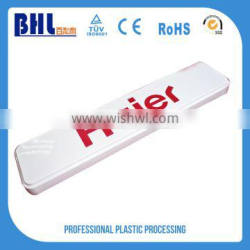 Economical pp plastic enclosures sheet central vacuum parts Quality Choice