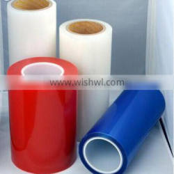hot sell PET film Protective ,metalized pet film,PET film for kinds of LED,LCD and metal surface