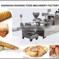 CE approved hot sale KH-280 industrial bread production line