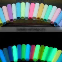 Glow in the dark fabric Textile for stage clothes