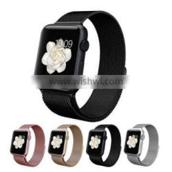 narrow popular for apple watch milanese loop band new