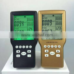 Both for outdoor or indoor use portable HCHO pollution detection