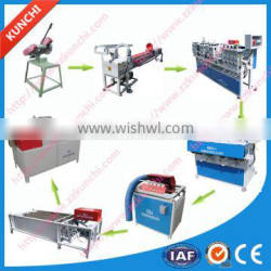 Commercial automatic bamboo stick making machine / wooden toothpick/stick making machine on sale