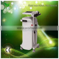 12*12mm big spot size 808 diode laser 600w with newest tech