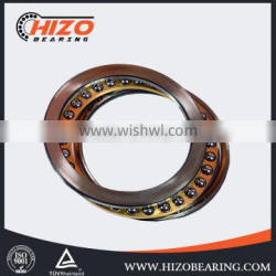 Steel thrust ball bearing with double row