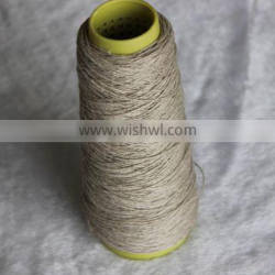 100% Linen yarn ,natural,32NM/1