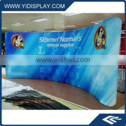 Washable Fabric Heat Transfer Printing Trade Show Exhibition Booth Wholesale