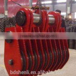 superior quality cable pulley block