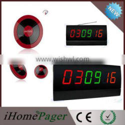 High-quality service call equipment table calling system