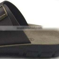 PU upper and PU outsole for newest style sandals for man in 2015 Vietnam origin