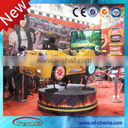 2015 oversea hot sale removable arcade machine with racing simulator machine/video arcade machine