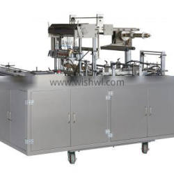 4.5kw Medicine Packaging Machine Manual Cellophane Wrapping Machine