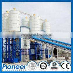 HZS180 popular Factory supply products mixed concrete batching plant
