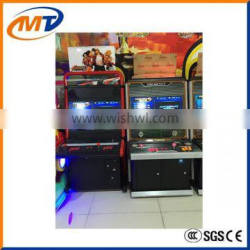 Mantong 42 '' LCD Coin Operated Fighting Cabinet Game Machine Simulator Arcade Video game machine Tekken for sale