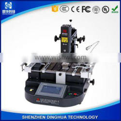 DING HUA DH-B1 bga chip/ computer motherboard soldering and desoldering machine system