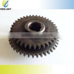 Made In Taiwan OEM High Quality Forged CNC Machining Mower Alloy Steel Gear