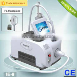 CE Certificated Fast hair removal beauty spa use ipl machine