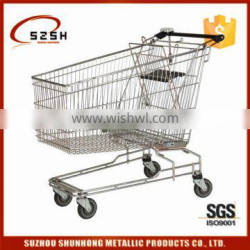 large style shopping carts with climbing stair wheels
