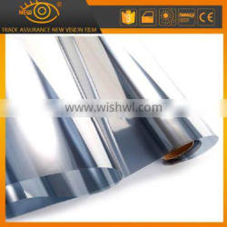 Professional production one way vision transparent window film