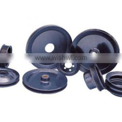 Top quality accessory belt pulley adjustable belt pulley grooved pulley casting alloy stainless steel pulley belt wheel