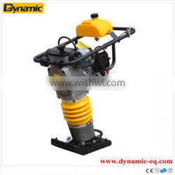 Mechanical engineering construction gasoline tamping rammer with Honda GX100/Robin EH12 engine