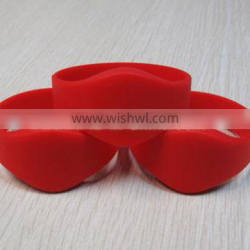 MF Classic 1K/S50 RFID Wristband,Custom Printed RFID Woven Wristbands with Factory Low Price
