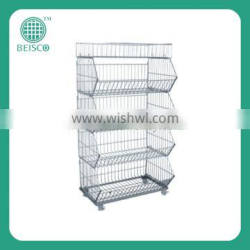 Bread iron display stand