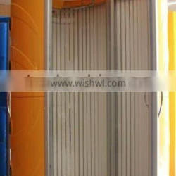 54 pcs germany UV lamp solarium acrylic vertical tanning bed for sale