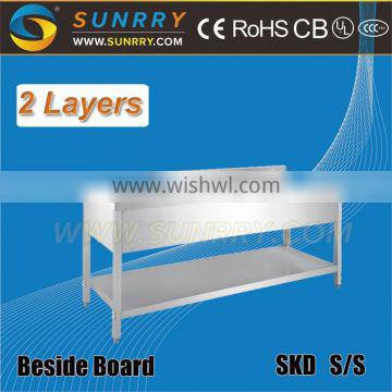 Wash Sink/Commercial Bathroom Double Sinks/Undermount Porcelain Kitchen Sink (SY-SK5612 SUNRRY)