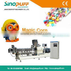 Early Education Toy Magic Corn For Kid/High Quality Magic Corn Processing Line