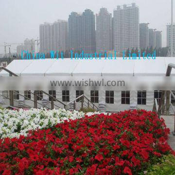 Outdoor aluminum frame luxury cheap party tents